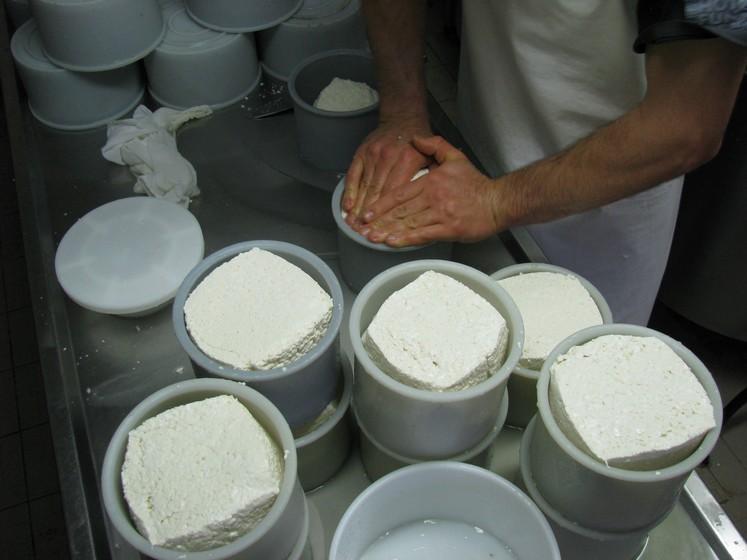Fromage Ossau Iraty - Tambourin